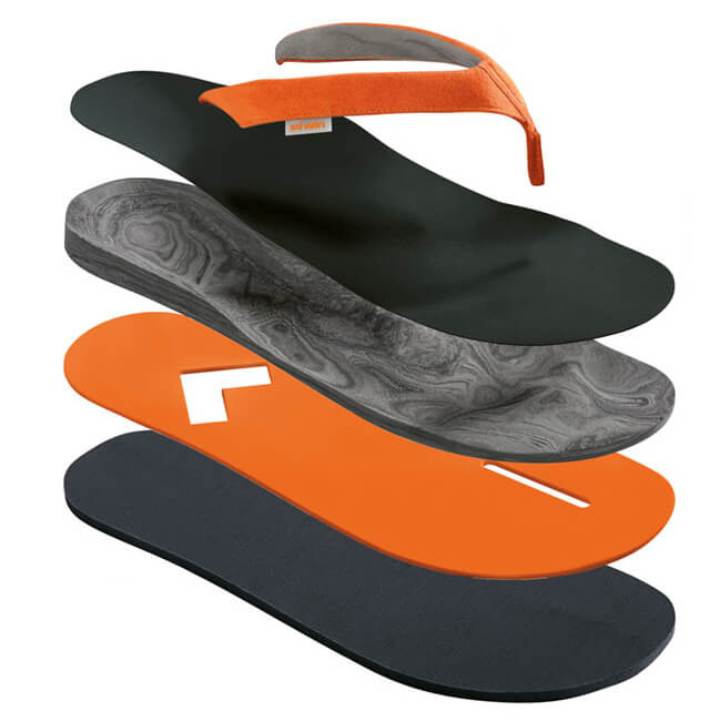 Orthopädischer Flip Flops online konfigurieren